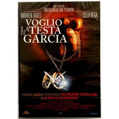 Dvd Voglio la testa di Garcia