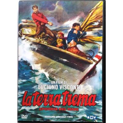 DVD LA TERRA TREMA