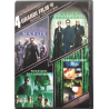 Dvd Matrix Collection - trilogia 3 film + Animatrix - box 4 dischi Usato