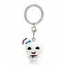 Portachiavi Ghostbusters 35° Stay Puft Marshmallow Pocket Pop! Vinyl KeyChain
