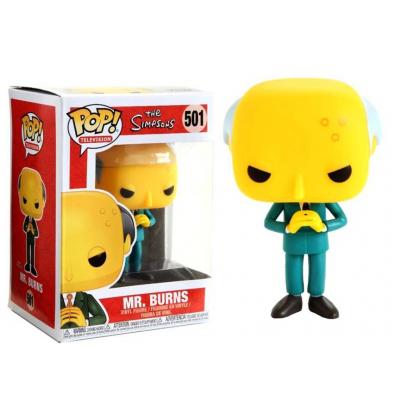 The Simpsons Mr. Burns Pop! Funko