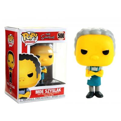 The Simpsons Moe Szyslak Pop! Funko