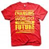 T-Shirt Avengers Stark Industries Changing World for a better future