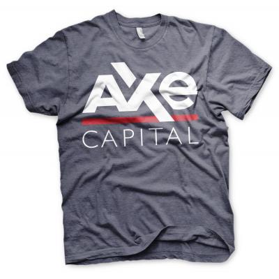 T-shirt Billions - Axe Capital Logo Bobby Axelrod maglia Uomo Hybris