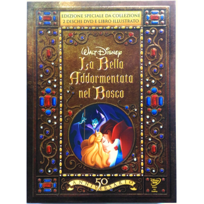 Dvd La Bella Addormentata nel bosco - Ed. speciale 2 dischi 50° ann.