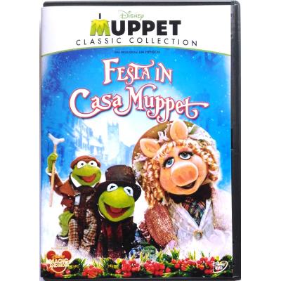 Dvd Festa in Casa Muppet
