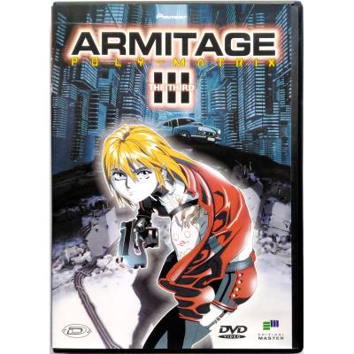 Dvd Armitage III The Third - Poly-Matrix