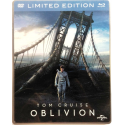 Blu-ray Oblivion - Limited Ed. Steelbook (+dvd) con Tom Cruise 2013 Usato