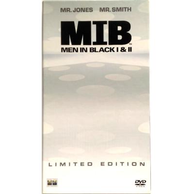 Dvd MIB - Men in Black - I & II cofanetto Limited edition 4 dischI