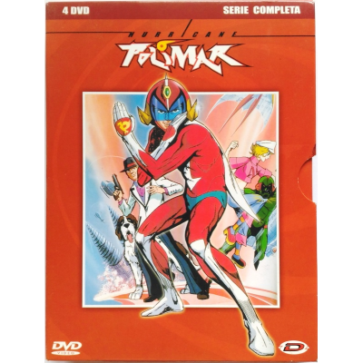 Dvd Hurricane Polimar - La serie completa