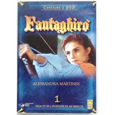 Dvd Fantaghirò - volume 1