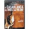 Dvd A Casablanca gli angeli non volano di Mohamed Asli 2004 Usato