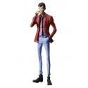 Statua Lupin The Third Part 5 Lupin Red jacket Master Stars Piece IIi Banpresto