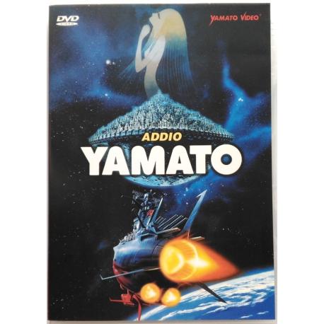Dvd Addio Yamato