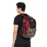 Zaino Marvel The Amazing Spider-Man comics sublimated Backpack Bioworld