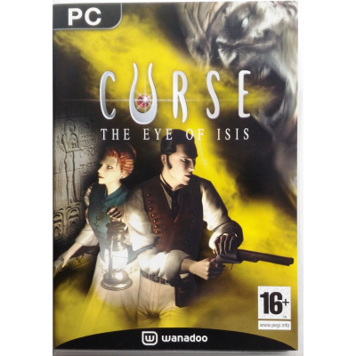 Gioco Pc Curse - The Eye of Isis
