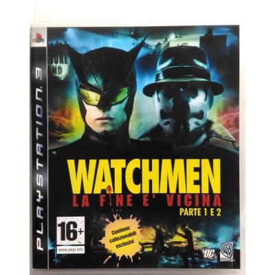 Gioco PS3 Watchmen - La Fine è vicina Parte 1 e 2