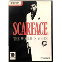 Gioco Pc Scarface - The World is yours - Sierra 2006 Usato