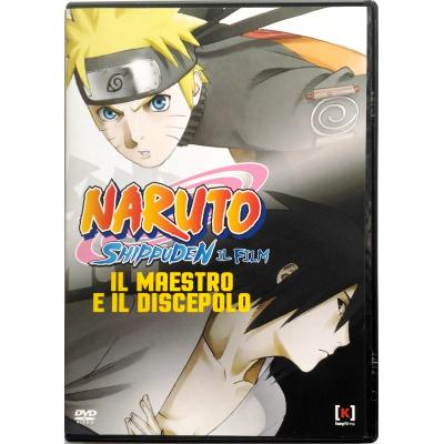 Dvd Naruto Shippuden - Il film - Il maestro e il discepolo