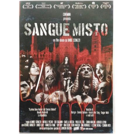 Dvd Sangue Misto 2016