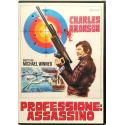 Dvd Professione Assassino (Cineclub Mistery) di Michael Winner 1972 Usato