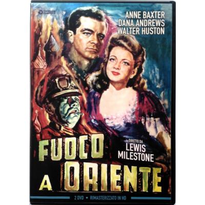 Dvd Fuoco a oriente - 2 dischi Rimasterizzato in HD