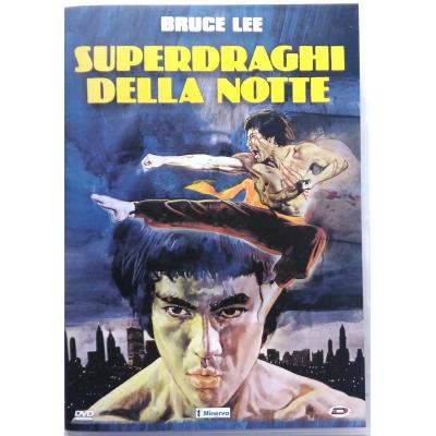Dvd Superdraghi della notte