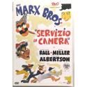 Dvd Servizio in camera - RKO Hollywood Collection con i fratelli Marx 1938 Usato