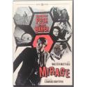 Dvd Mirage (Noir d'Essai n° 130) con Gregory Peck 1965 Usato