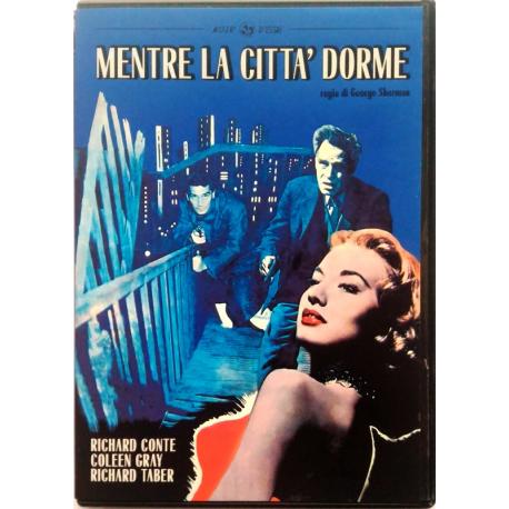 Dvd Mentre la città dorme