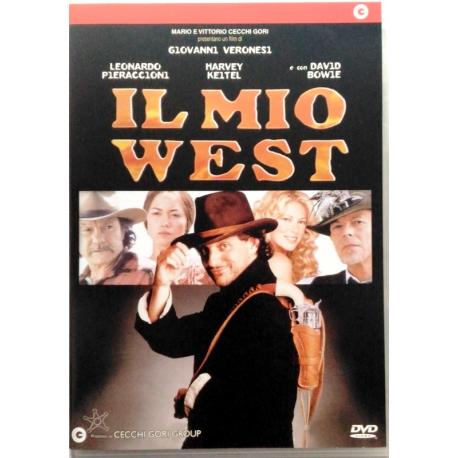 Dvd Il Mio West