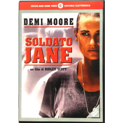 Dvd Soldato Jane