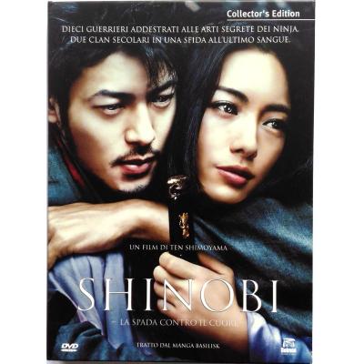 Dvd Shinobi - Collector's Edition 2 dischi