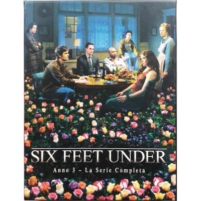 Dvd Six Feet Under - Stagione 3