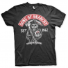 T-shirt Sons Of Anarchy - Redwood Original Red Patch