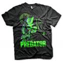 T-shirt Predator Green Hunter maglia uomo Hybris