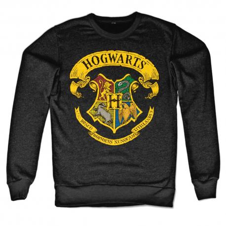 Felpa Harry Potter - Hogwarts Crest Sweatshirt