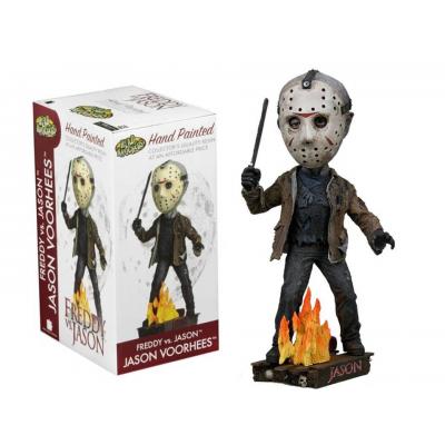 Bobble-head Freddy vs. Jason - Jason Voorhees Neca