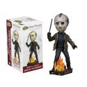 Bobble-head Freddy vs. Jason - Jason Voorhees Head Knocker 18 cm Neca