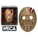 Jason Voorhees Damaged mask Prop replica Venerdì 13 Friday 13th by Neca
