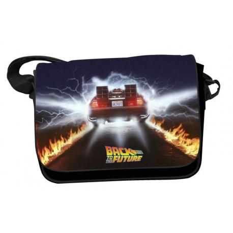 Back To The Future Delorean Messenger Bag SD Toys