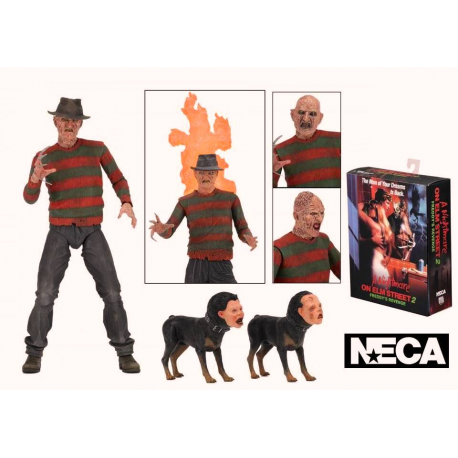 Action figure A Nightmare on Elm Street 2 Freddy Krueger Revenge Neca
