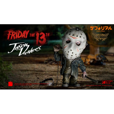 Statua Star Ace Friday the 13th Jason Voorhees Defo-Real Deluxe