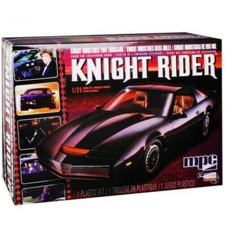 MPC Knight Rider KITT Supercar 1982 Pontiac Firebird Model Kit