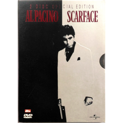 Dvd Scarface - Special edition 2 dischi Slipcase