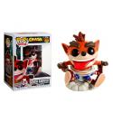 Crash Bandicoot Spinning Pop! Funko games vinyl figure n° 532