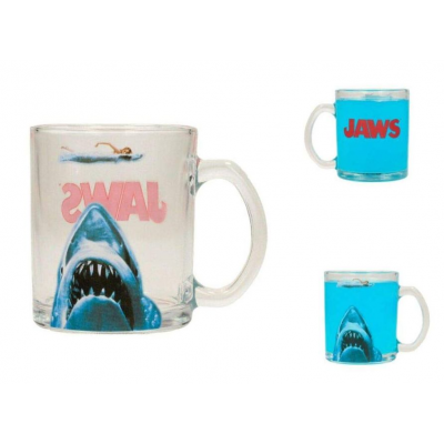 Jaws - Lo Squalo Poster Glass Mug 10 cm SD Toys