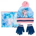 Berretta guanti e sciarpa Disney Frozen Elsa winter set snood hat gloves Cerdà