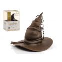Portachiavi parlante Harry Potter Sorting Hat keychain with sound 3D 6cm Wow