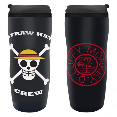 Borraccia thermos One Piece Luffy travel mug